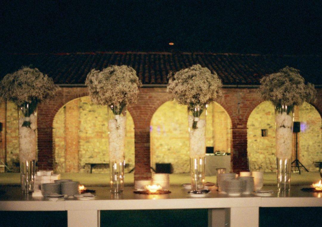 af3f64c31f59 Matrimonio in Campagna Castello di Paderna country chic